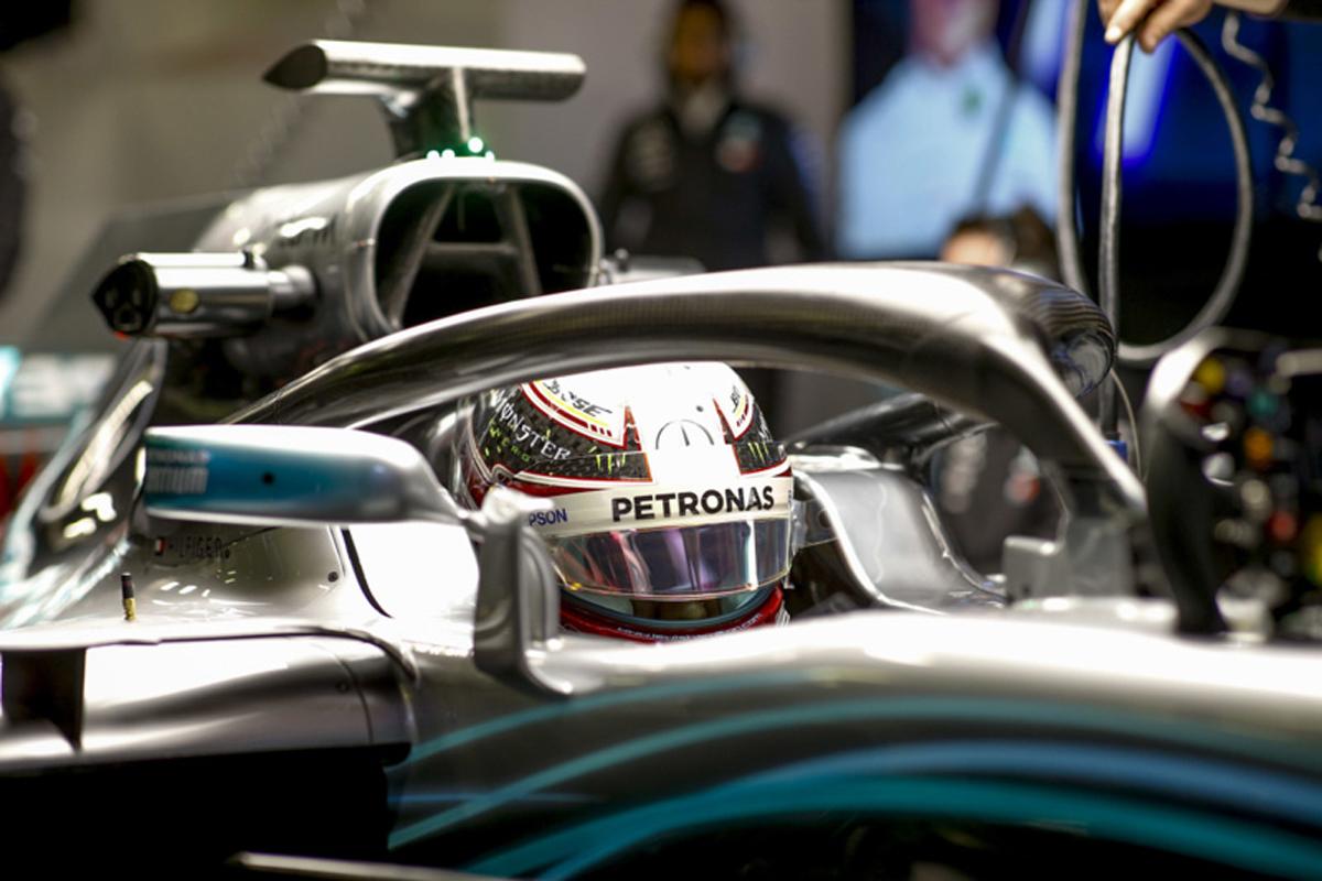 F1 ルイス・ハミルトン メルセデス 2018年のF1世界選手権