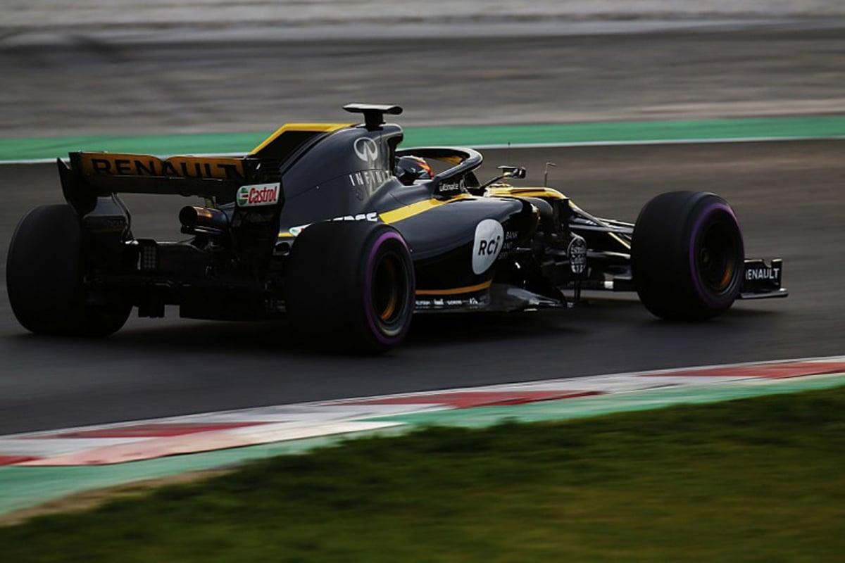 F1 ルノーF1 2018年のF1世界い選手権