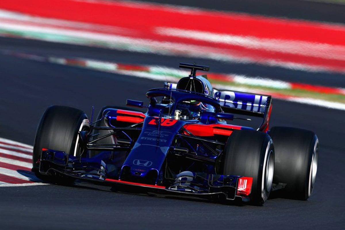 F1 2018年のF1世界選手権 ホンダF1