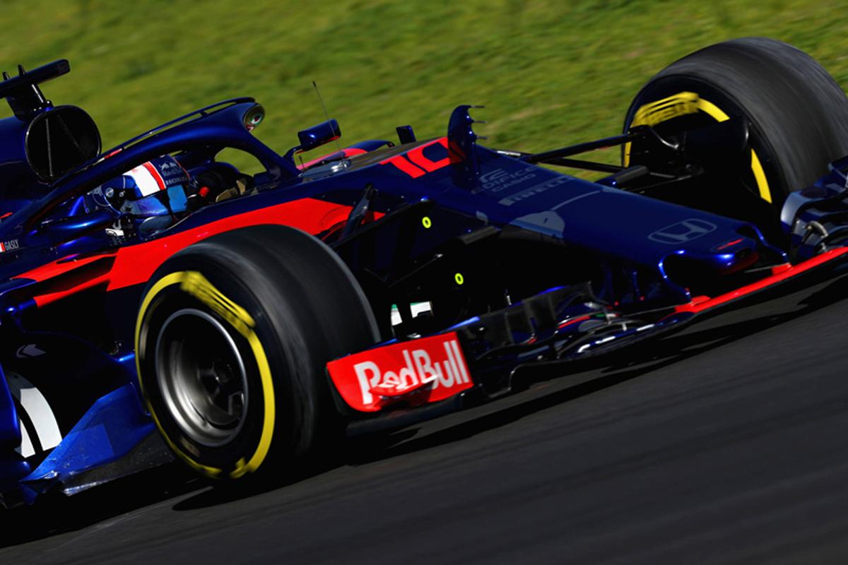 F1 トロロッソ