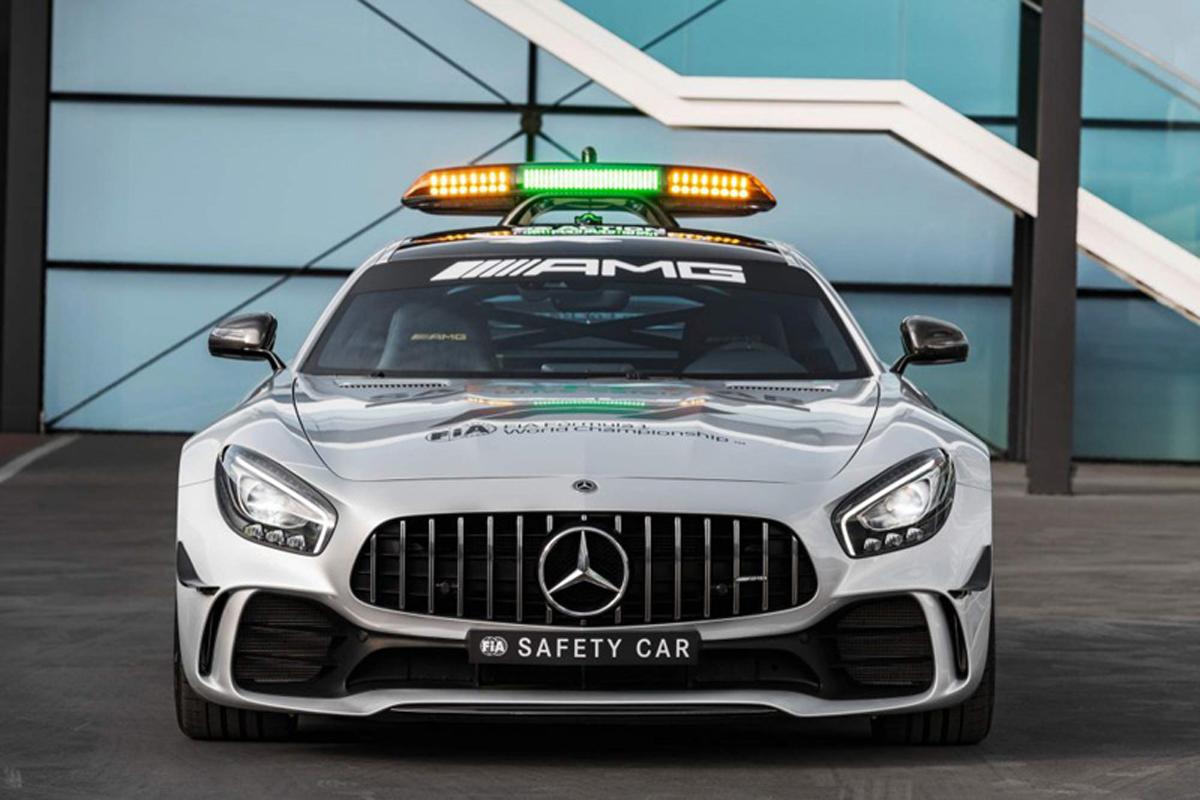 2018年 F1セーフティカー | メルセデスAMG GT R 画像07