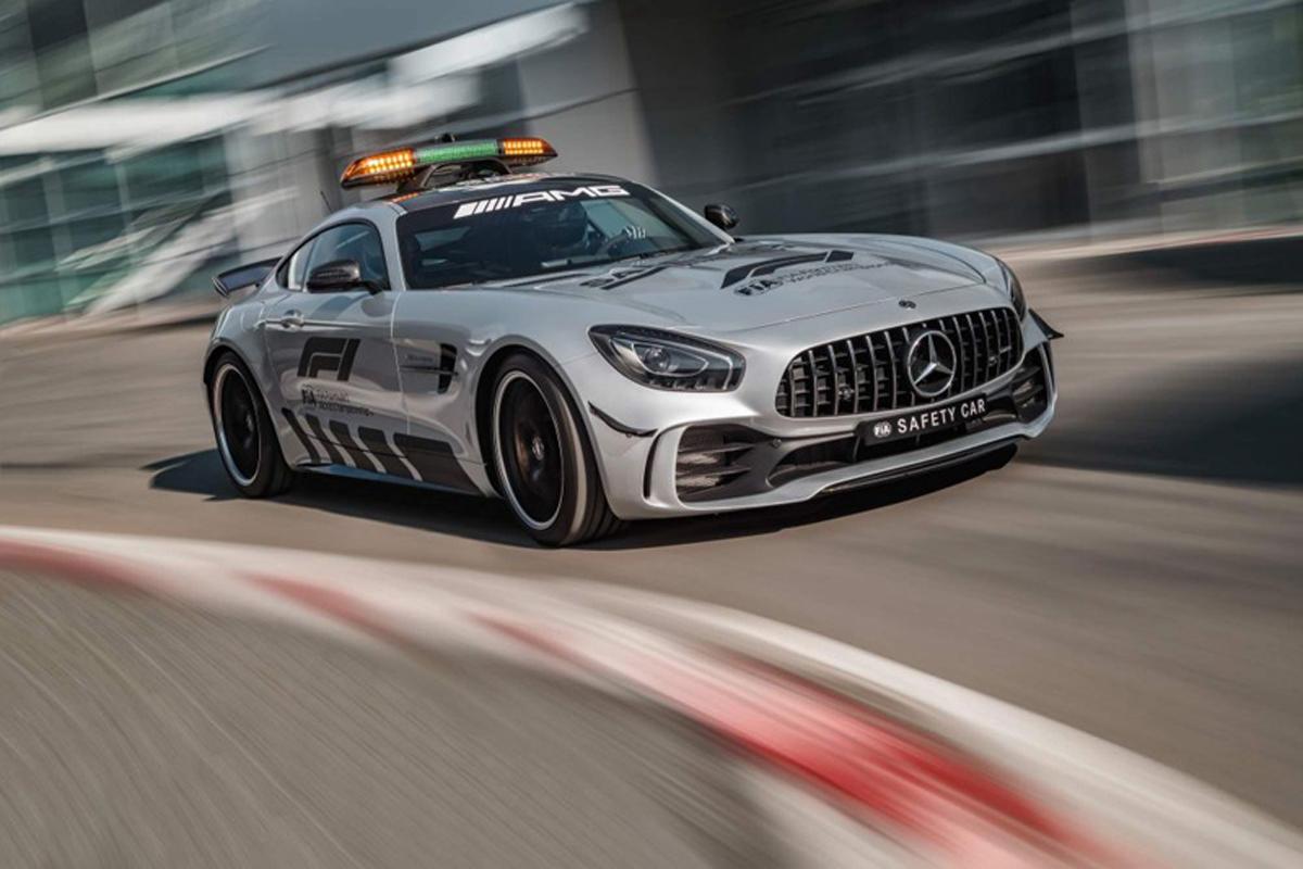 2018年 F1セーフティカー | メルセデスAMG GT R