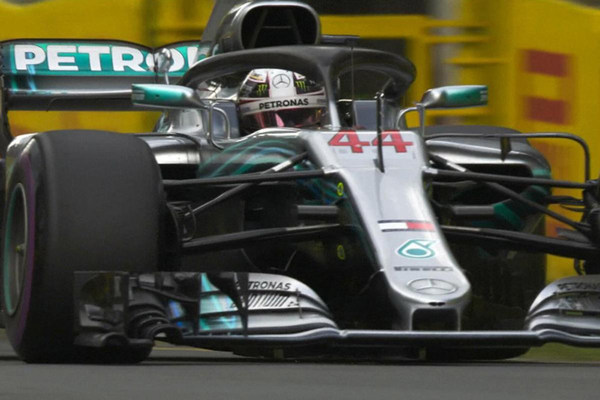 F1 オーストラリアグランプリ ルイス・ハミルトン メルセデス 2018年のF1世界選手権