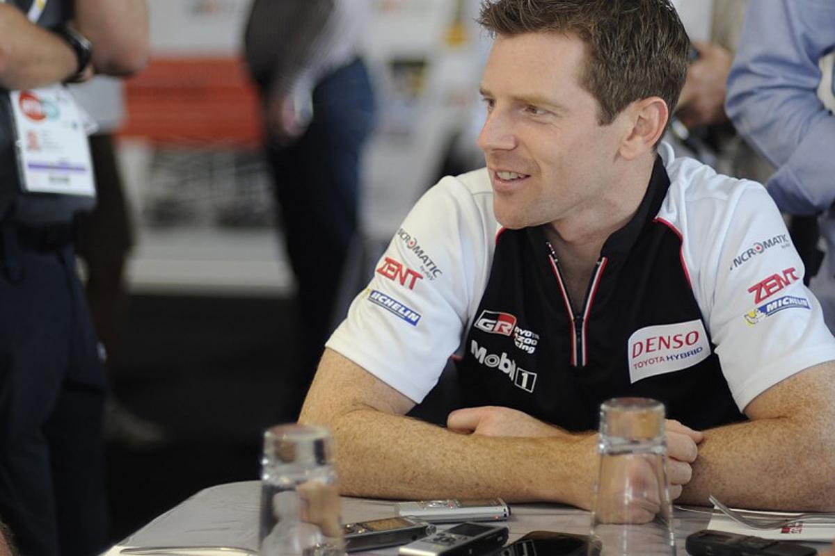 アンソニー・デビッドソン FIA 世界耐久選手権 トヨタ自動車