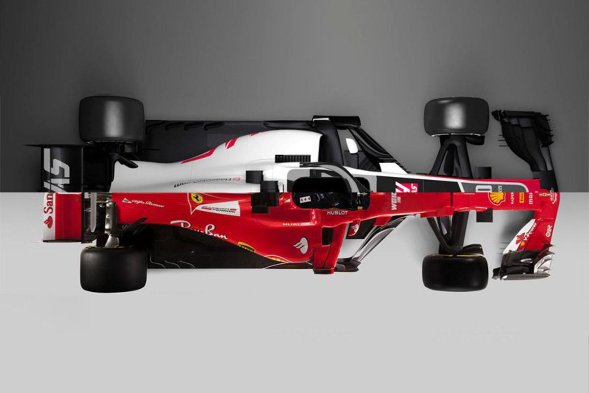 F1 マクラーレン ハースF1チーム 2018年のF1世界選手権