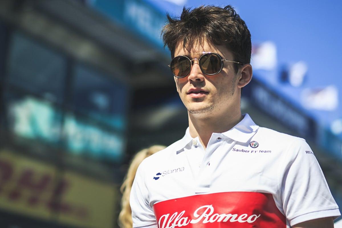 F1 バーレーングランプリ 2018年のF1世界選手権 シャルル・ルクレール ザウバー