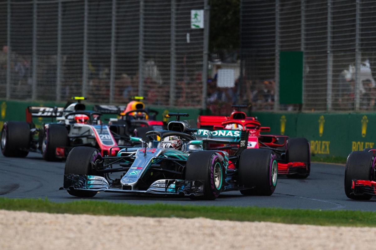 F1 リバティメディア