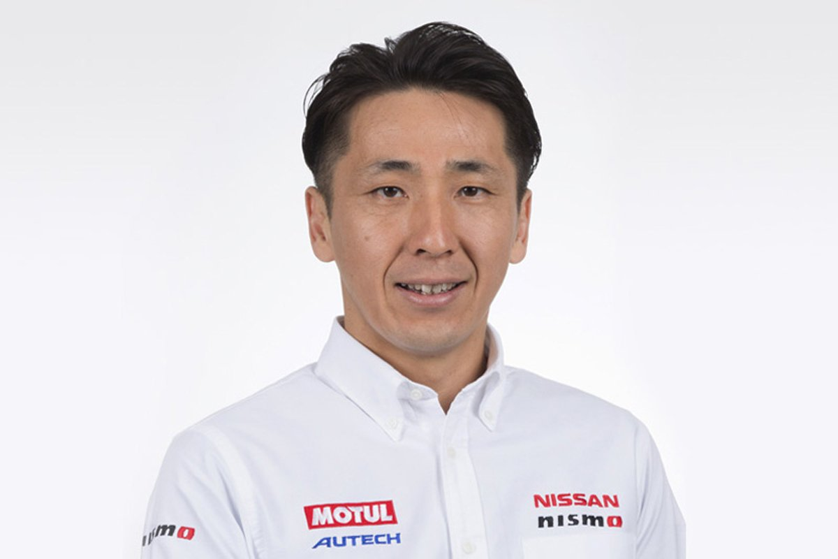 松田次生 ブランパンGTシリーズ