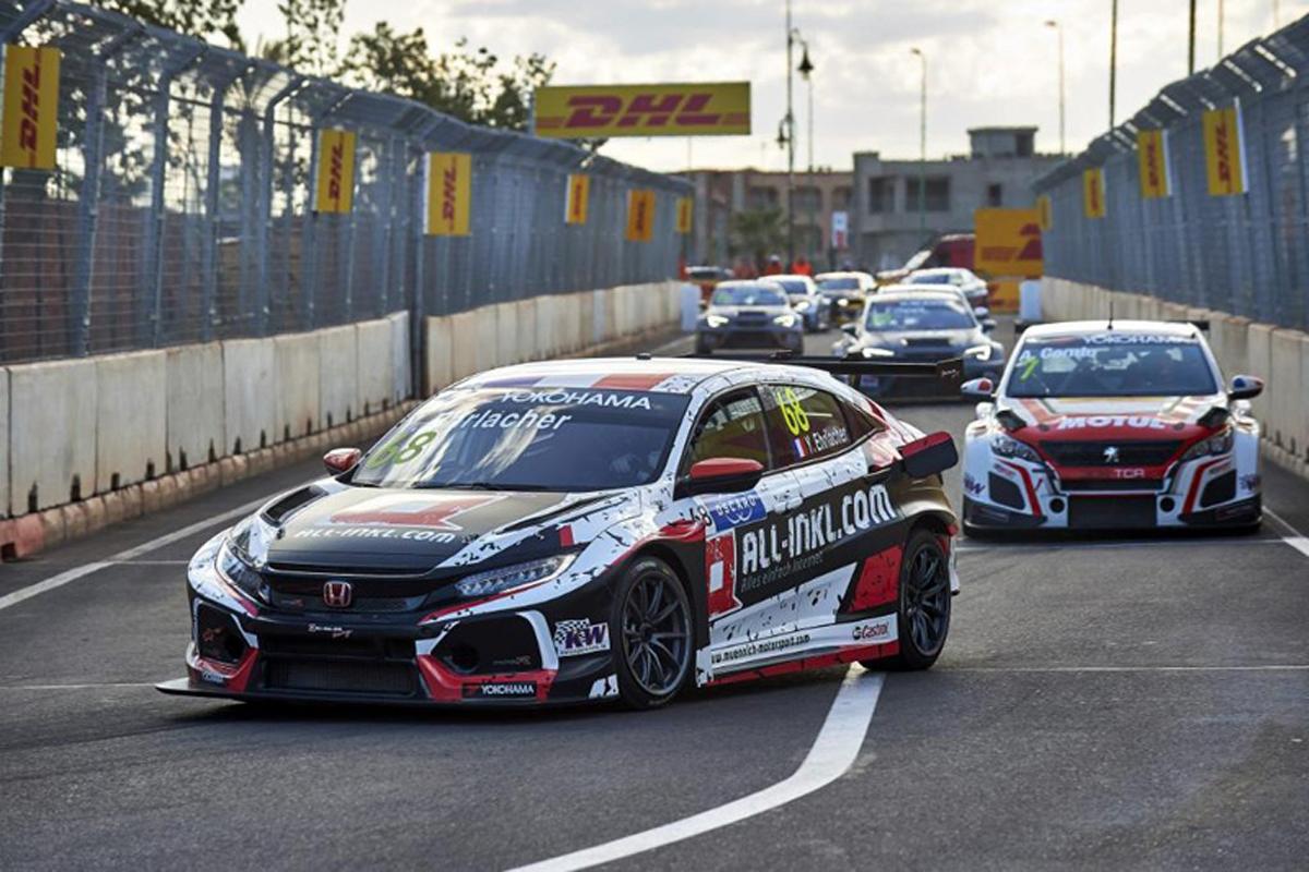 ホンダ WTCR FIA ワールド・ツーリングカー・カップ