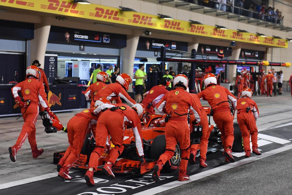 F1 フェラーリ ハース 国際自動車連盟