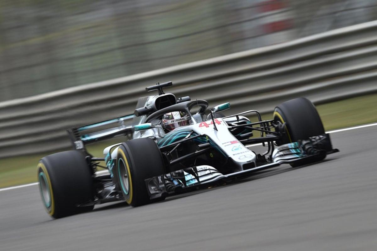 F1 中国GP 2018年のF1世界選手権