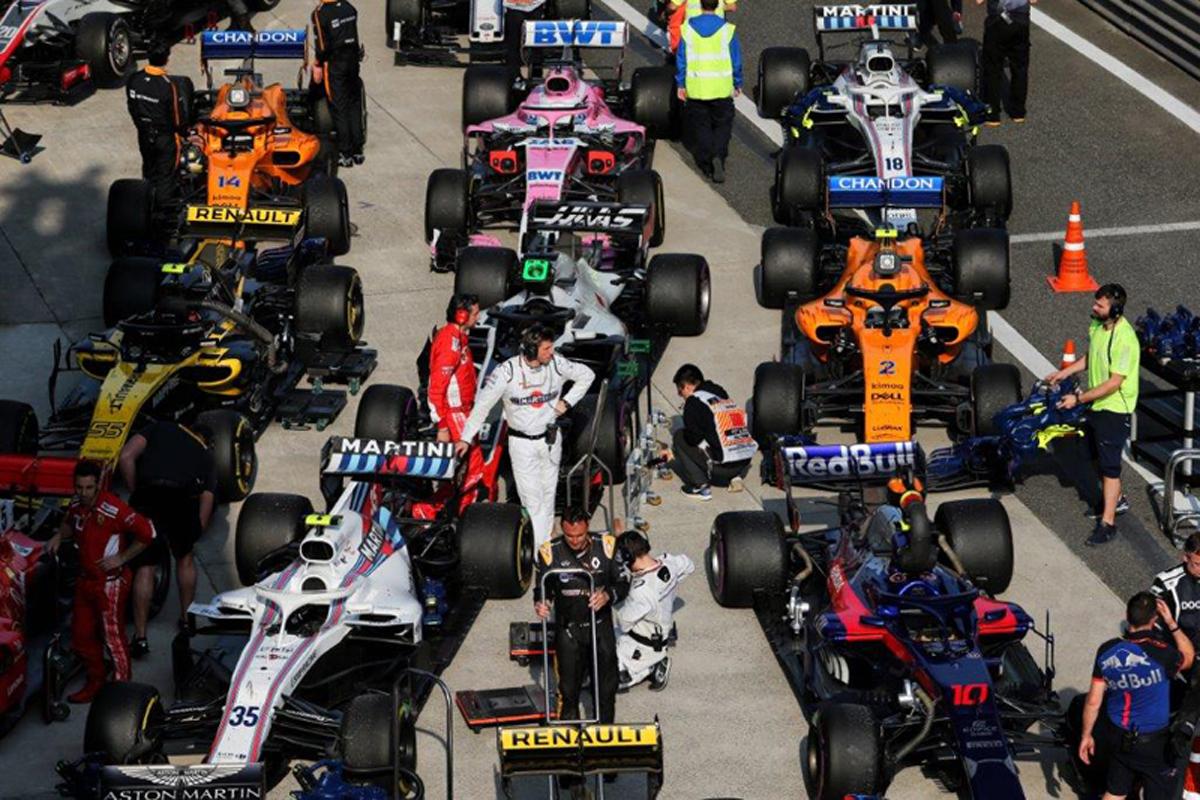 F1 F1レギュレーション 国際自動車連盟