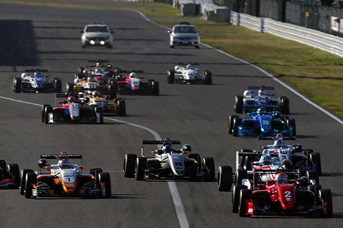 全日本F3選手権 フォーミュラ3 鈴鹿サーキット