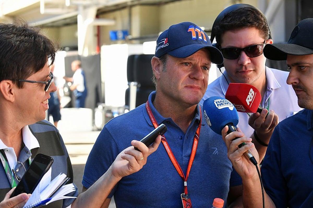 F1 ミハエル・シューマッハ ルーベンス・バリチェロ