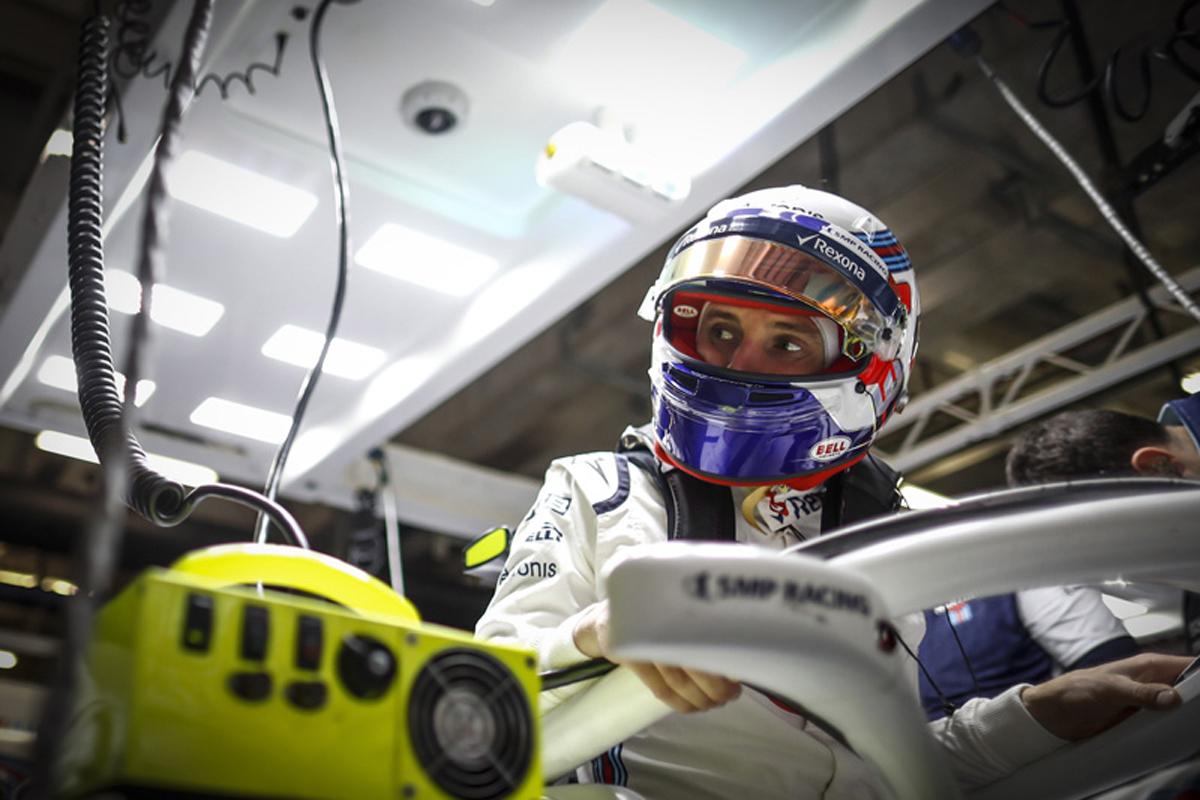 F1 セルゲイ・シロトキン ウィリアムズF1 アゼルバイジャンGP 2018年のF1世界選手権