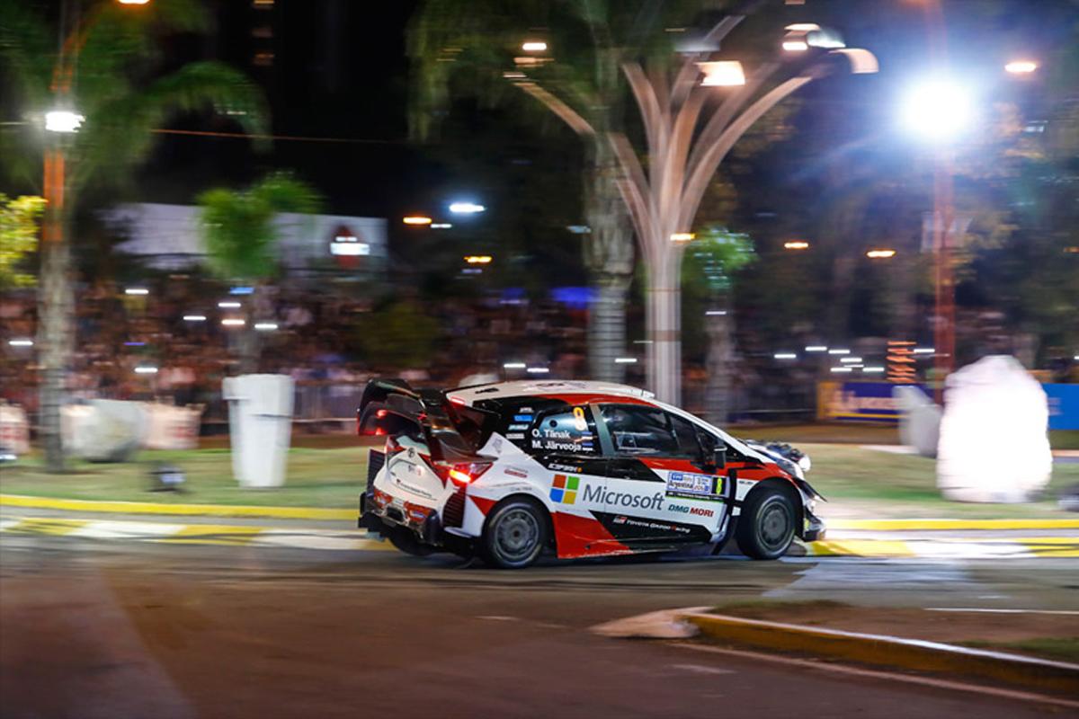 WRC 世界ラリー選手権 ラリー・アルゼンティーナ