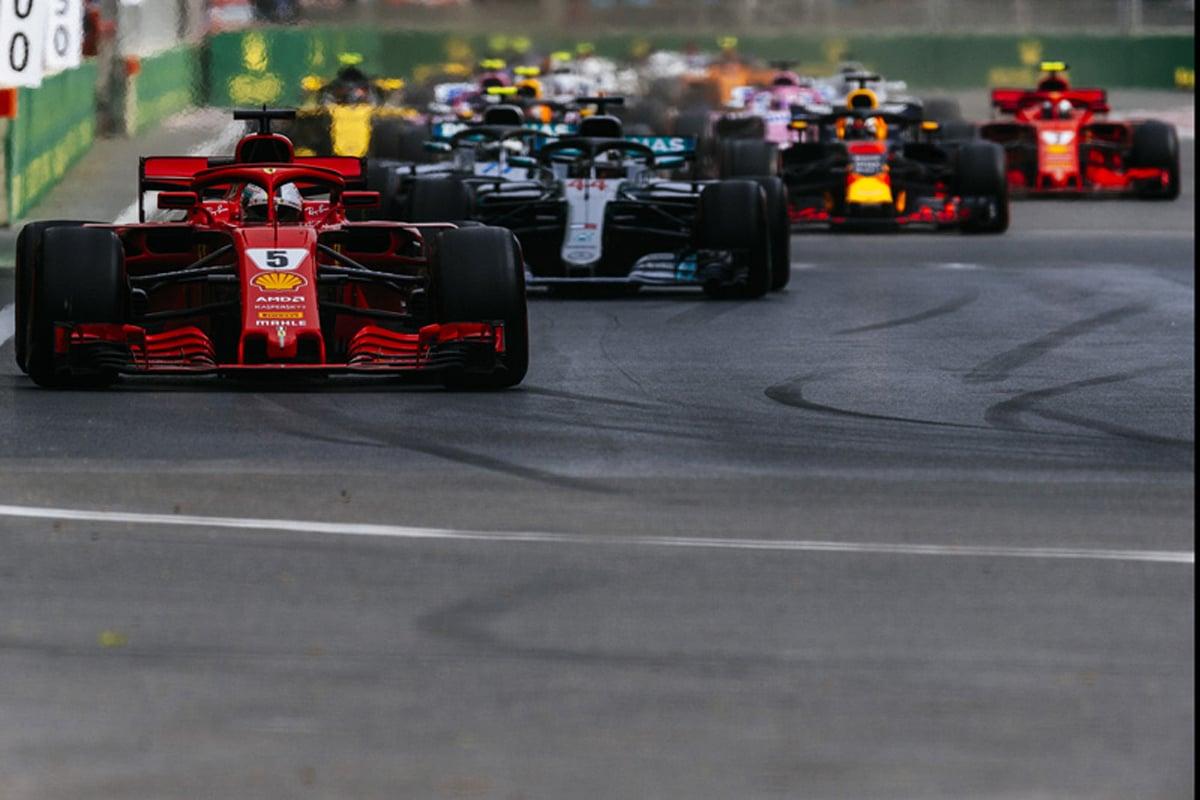 F1 スペインGP 2018年のF1世界選手権 カタロニア・サーキット