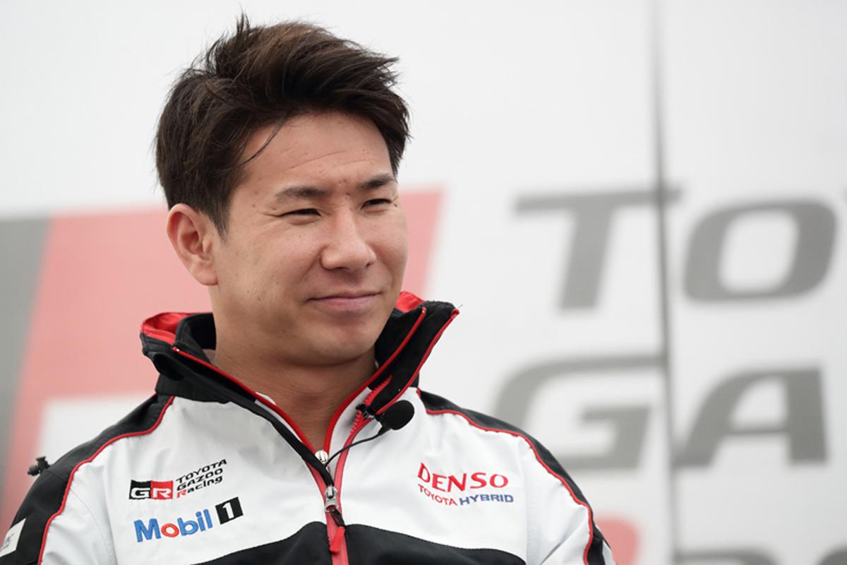 小林可夢偉 FIA 世界耐久選手権