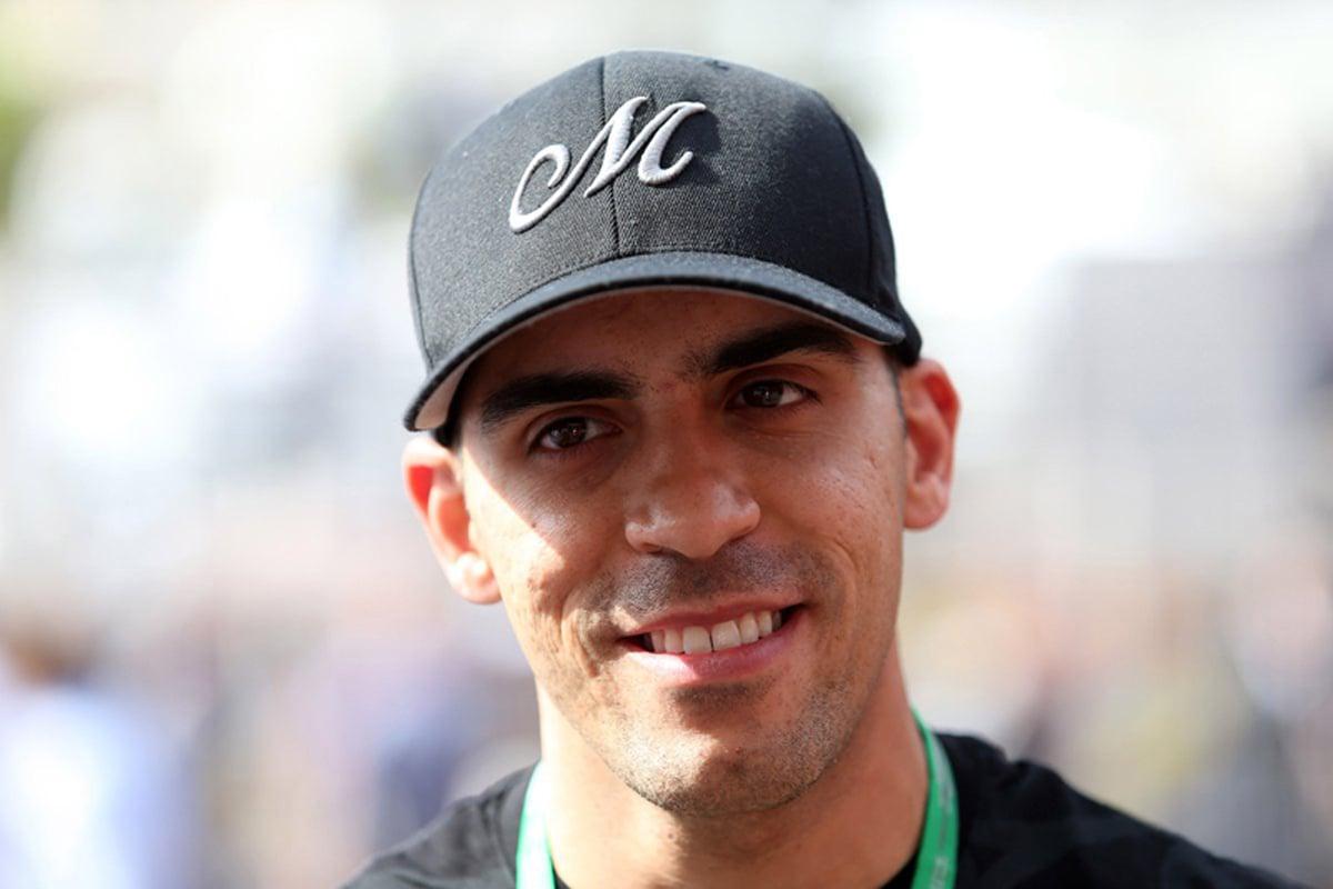 F1 パストール・マルドナド マックス・フェルスタッペン