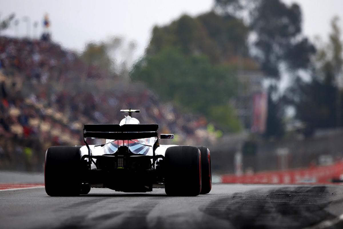 F1 ウィリアムズF1 スペイングランプリ 2018年のF1世界選手権