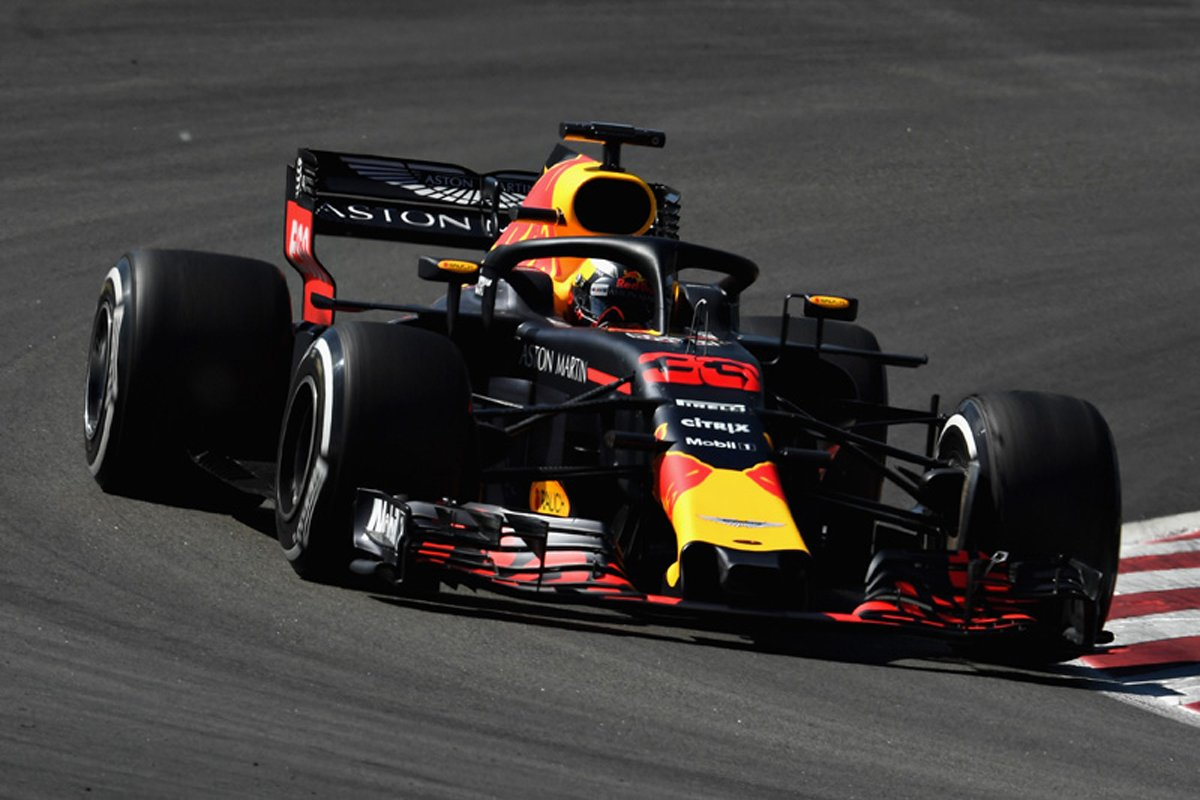 F1 2018年のF1世界選手権 カタロニア・サーキット スペイングランプリ レッドブル・レーシング