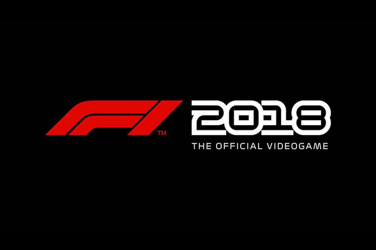 F1 コードマスターズ 2018年のF1世界選手権