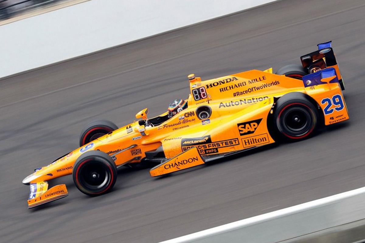マクラーレン インディカー・シリーズ