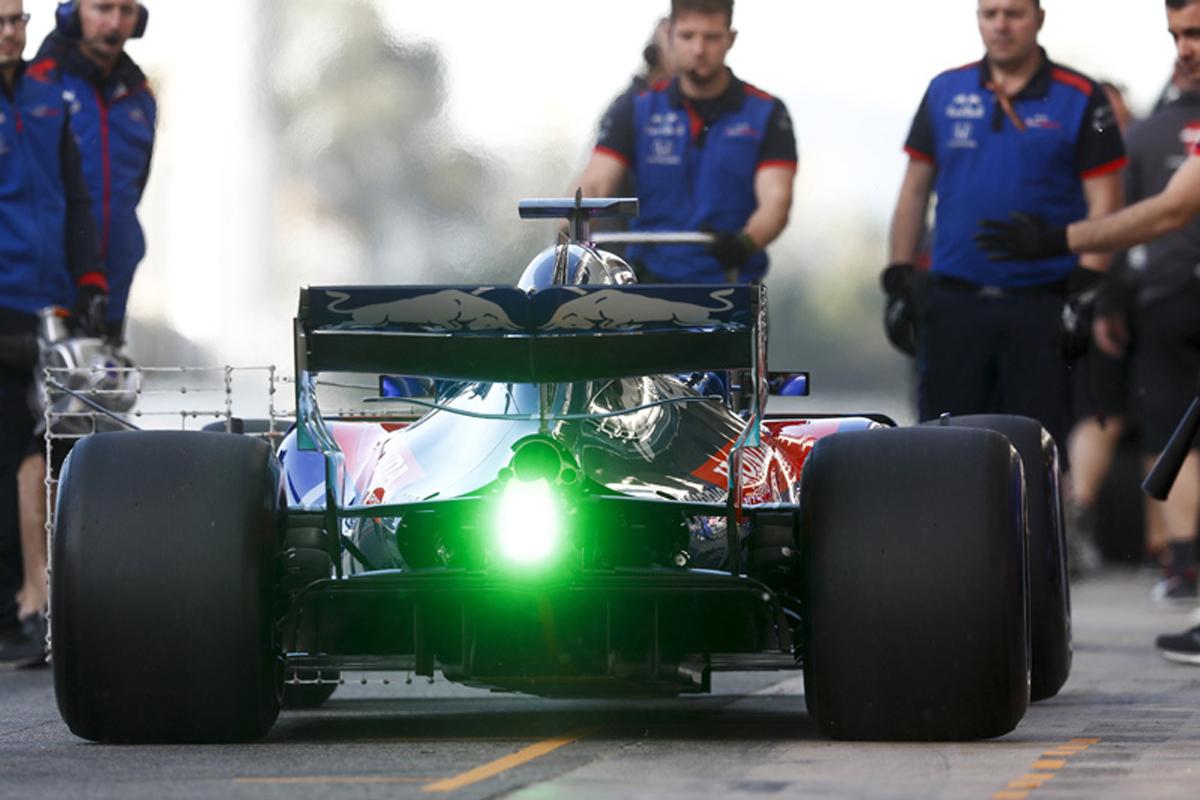 F1 トロロッソ ホンダF1 ショーン・ゲラエル 本田技研工業