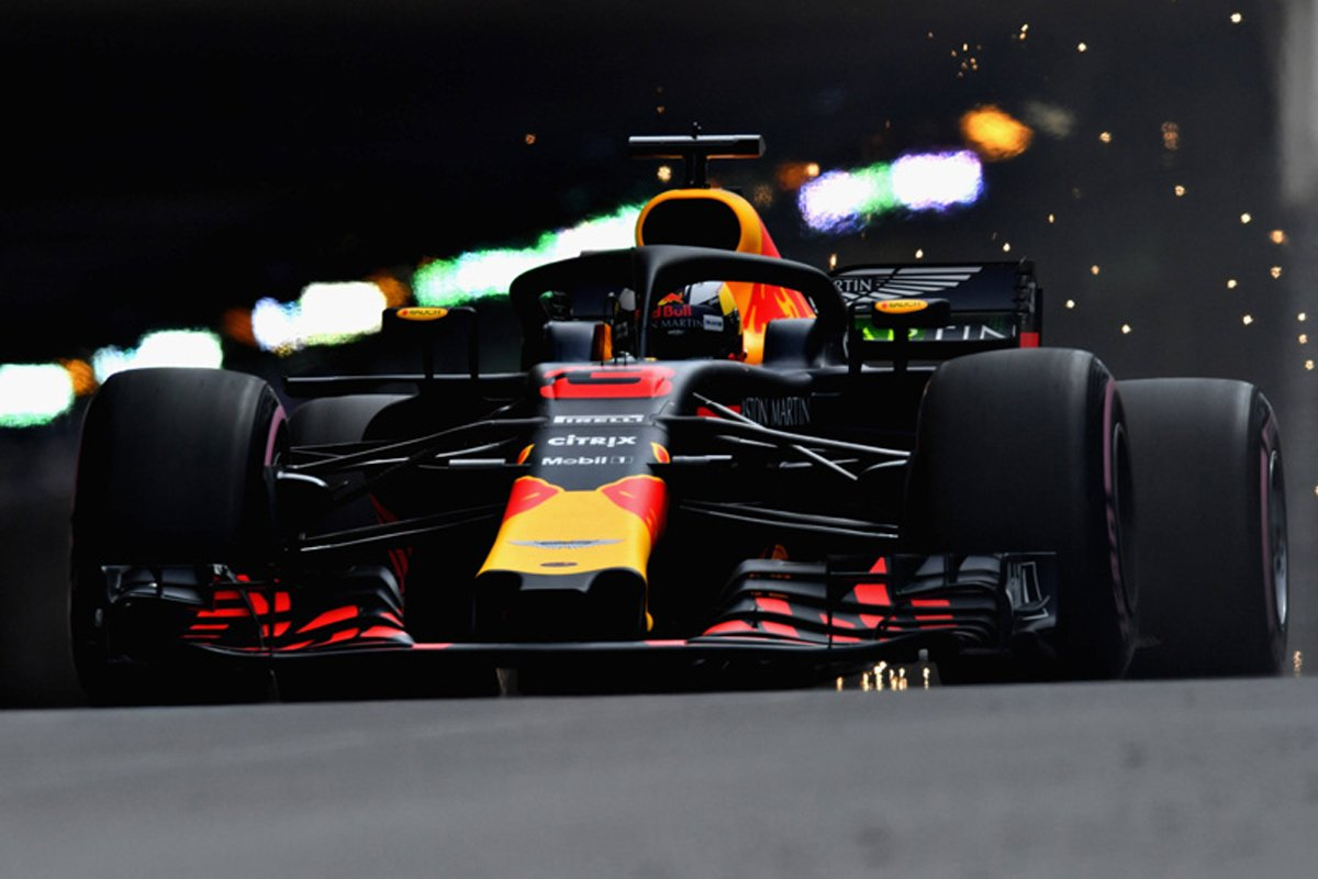 F1 モナコグランプリ 2018年のF1世界選手権