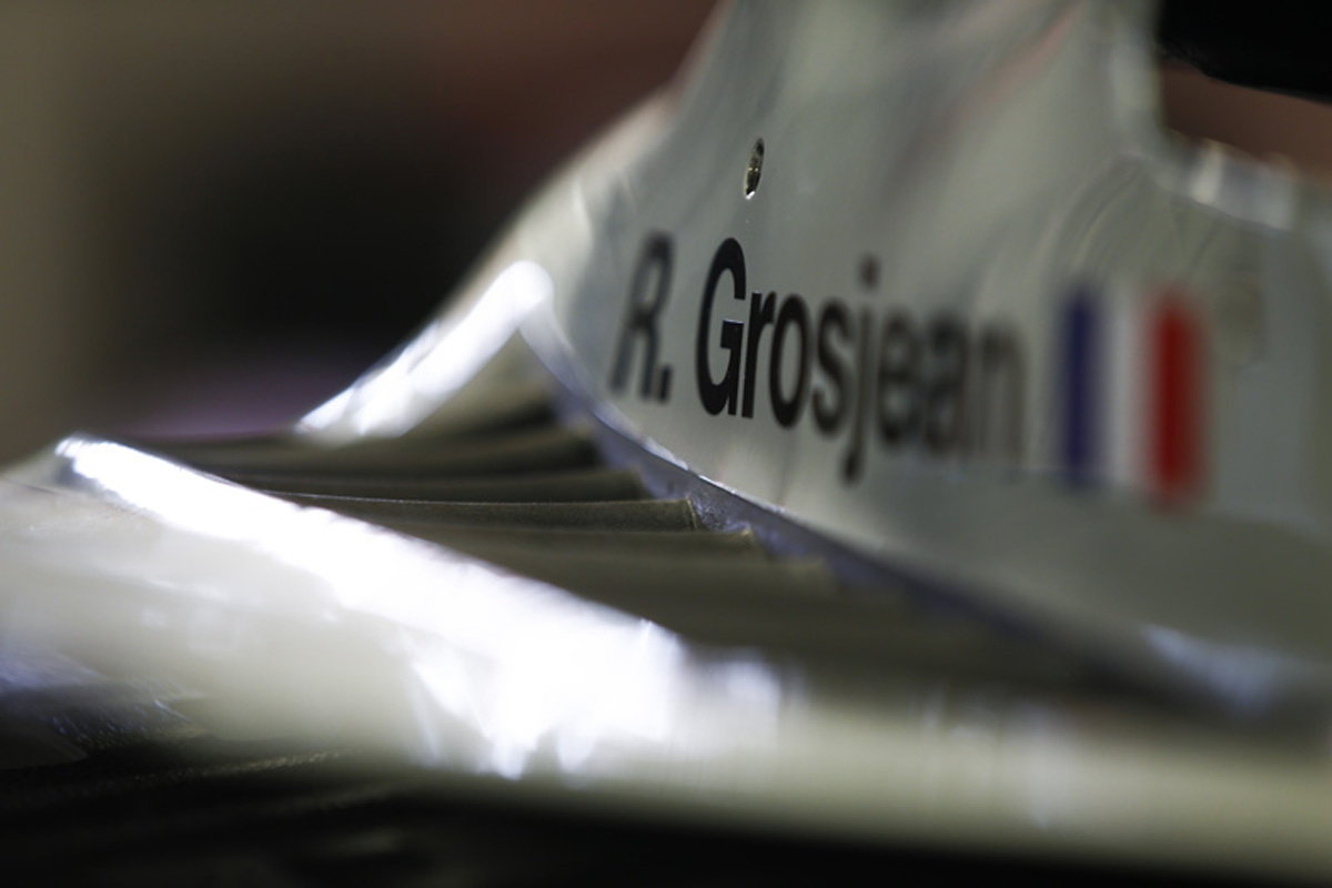 F1 ロマン・グロージャン ハースF1チーム モナコグランプリ