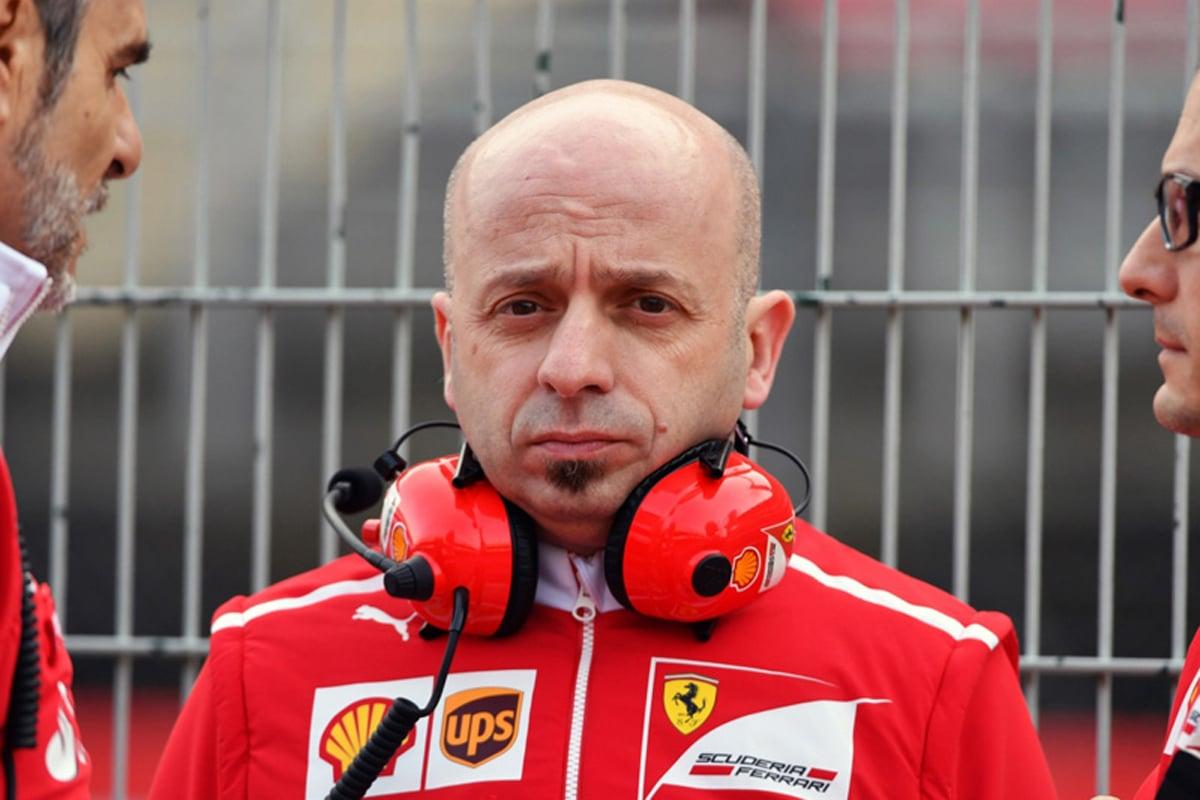 F1 フェラーリ ザウバー シモーネ・レスタ