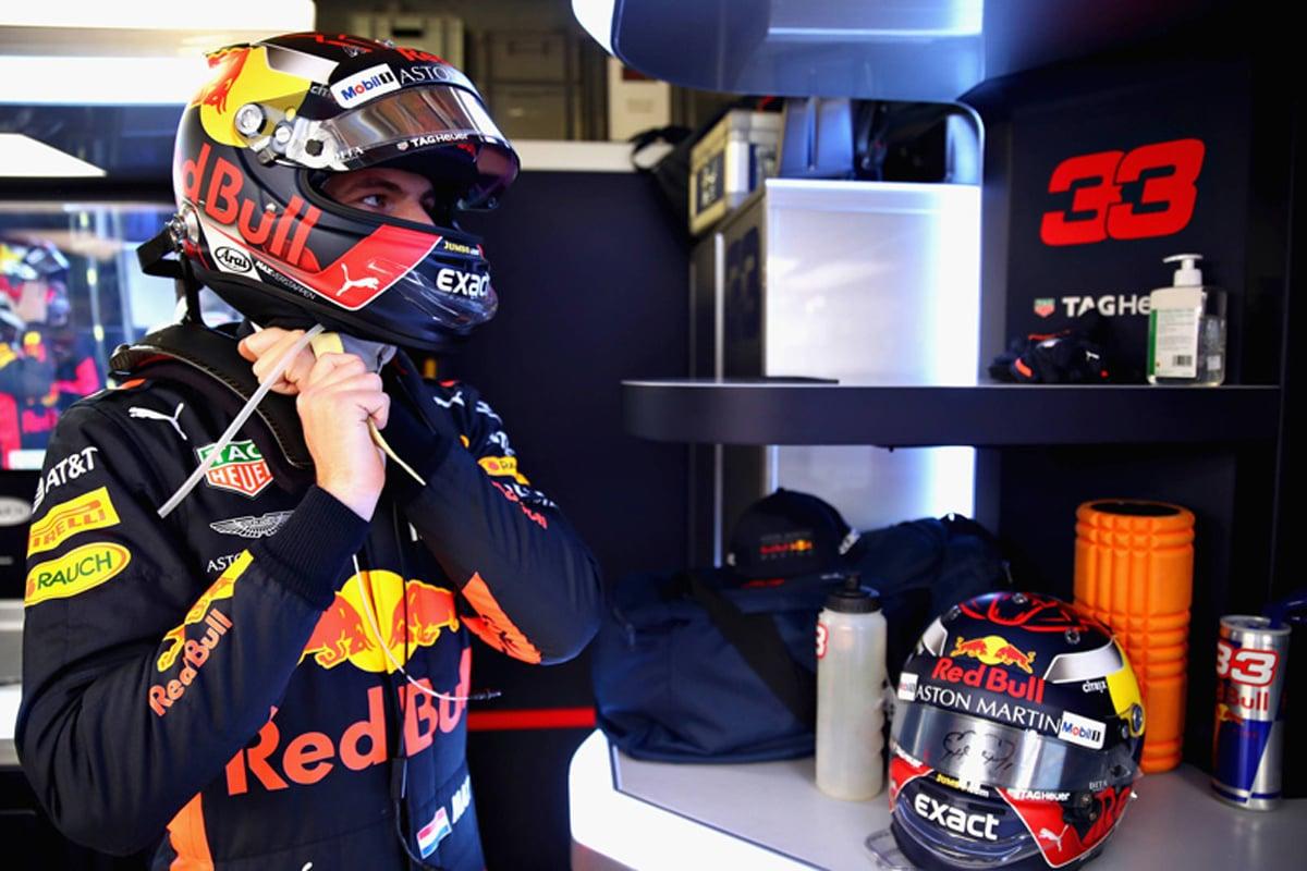 F1 マックス・フェルスタッペン トロロッソ・ホンダ