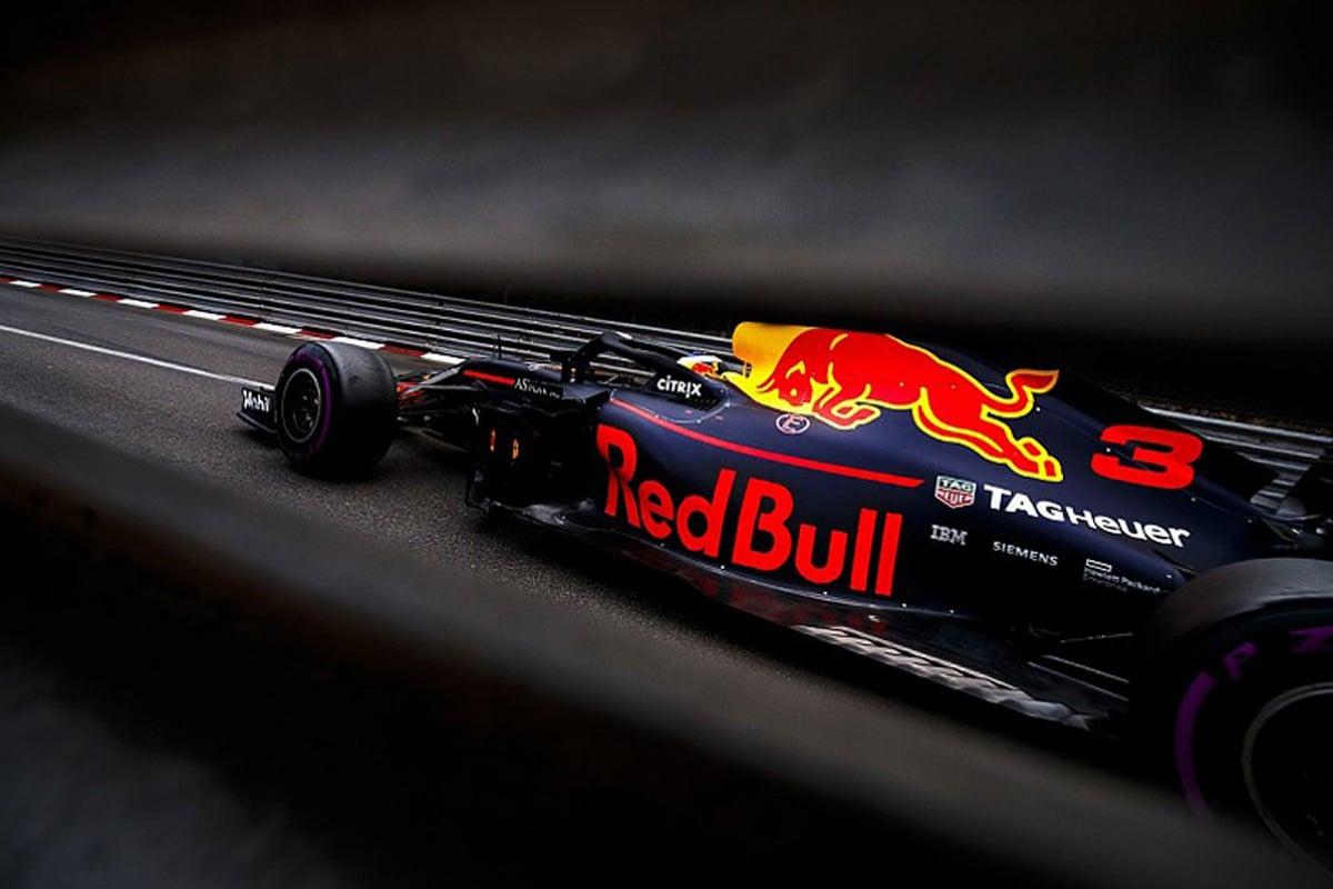 F1 レッドブル・レーシング ホンダF1 ルノーF1 ダニエル・リカルド