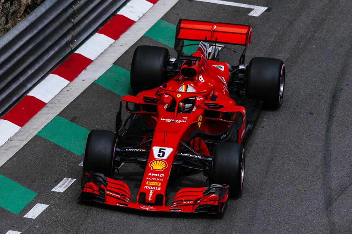 F1 フェラーリ スクーデリア・フェラーリ