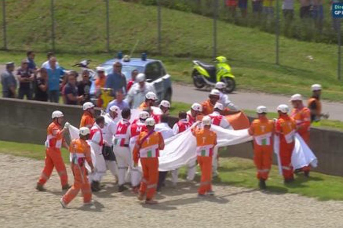 MotoGP ミケーレ・ピロ イタリアグランプリ