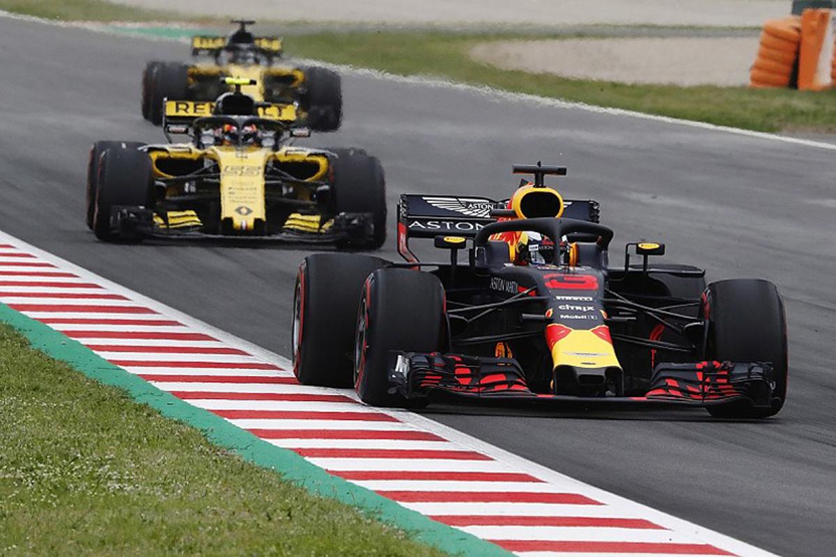 F1 レッドブル・レーシング ルノーF1 カナダグランプリ