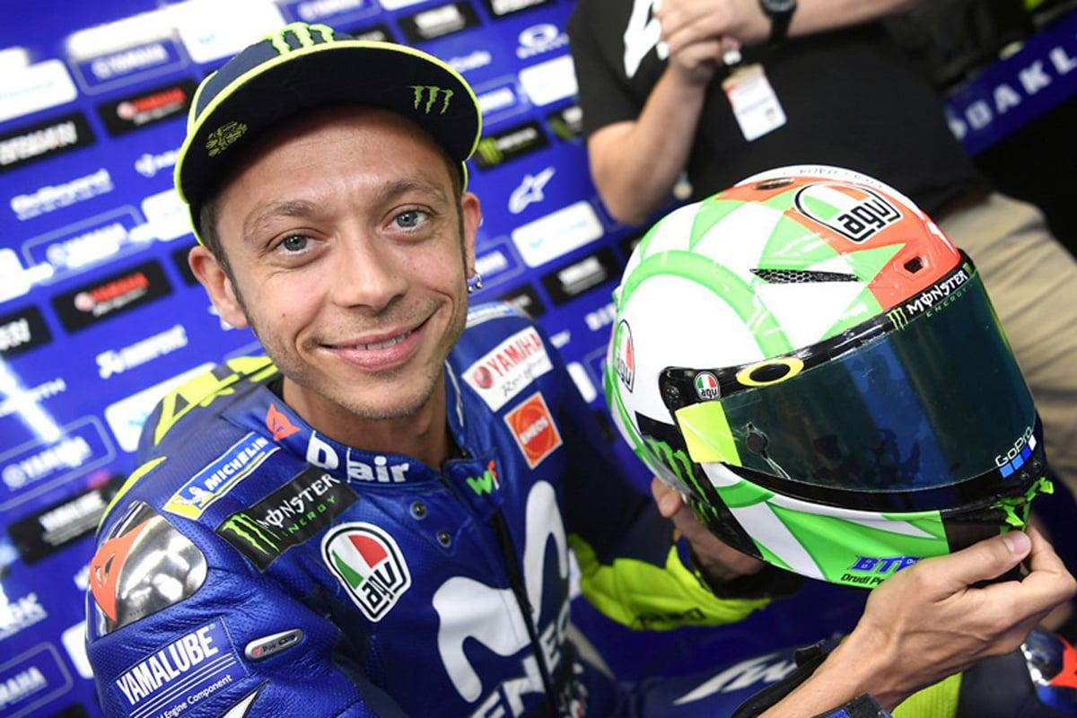 MotoGP イタリアグランプリ バレンティーノ・ロッシ