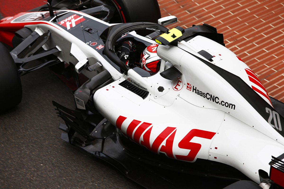 F1 ハースF1チーム カナダグランプリ