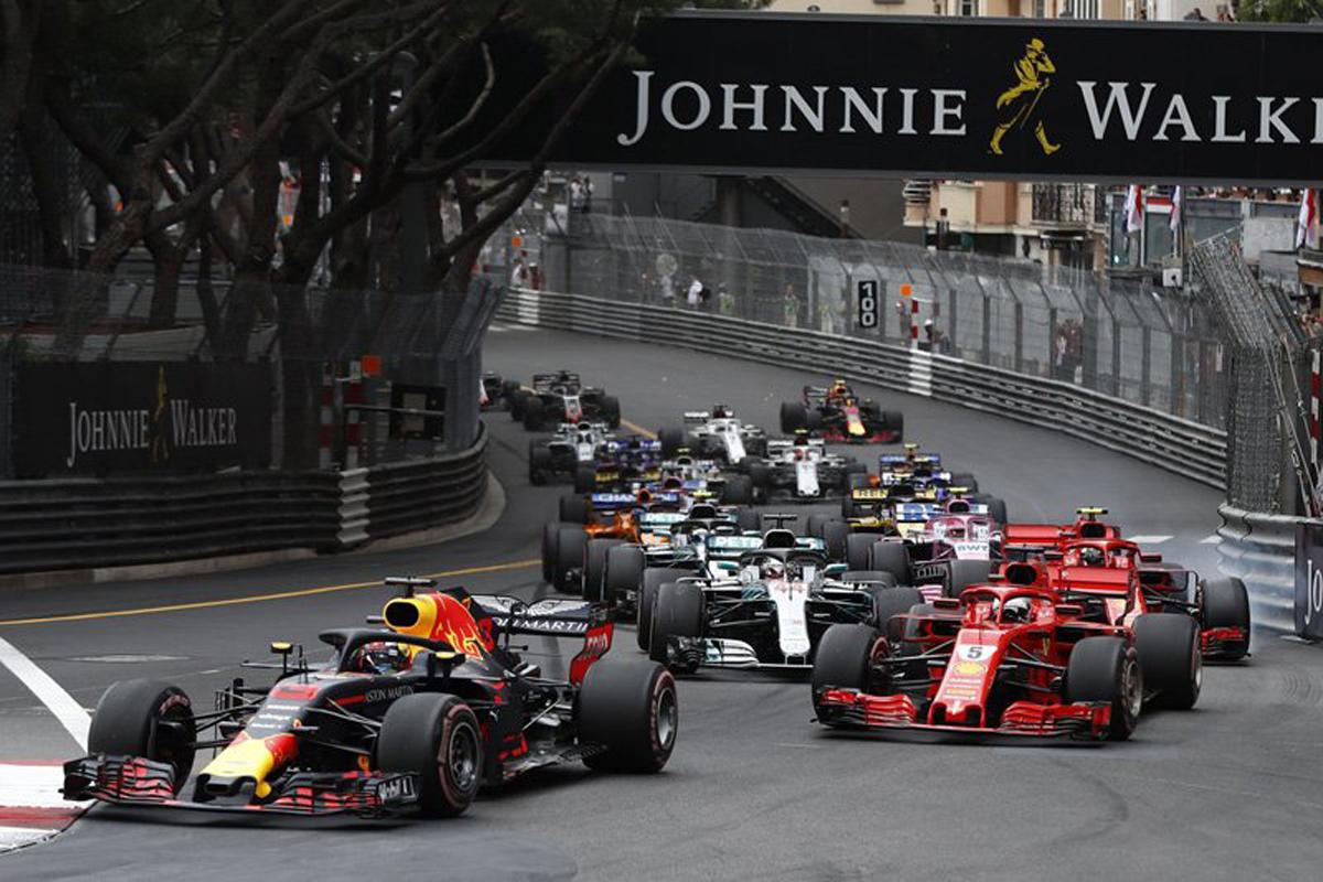 F1 モナコグランプリ ロス・ブラウン
