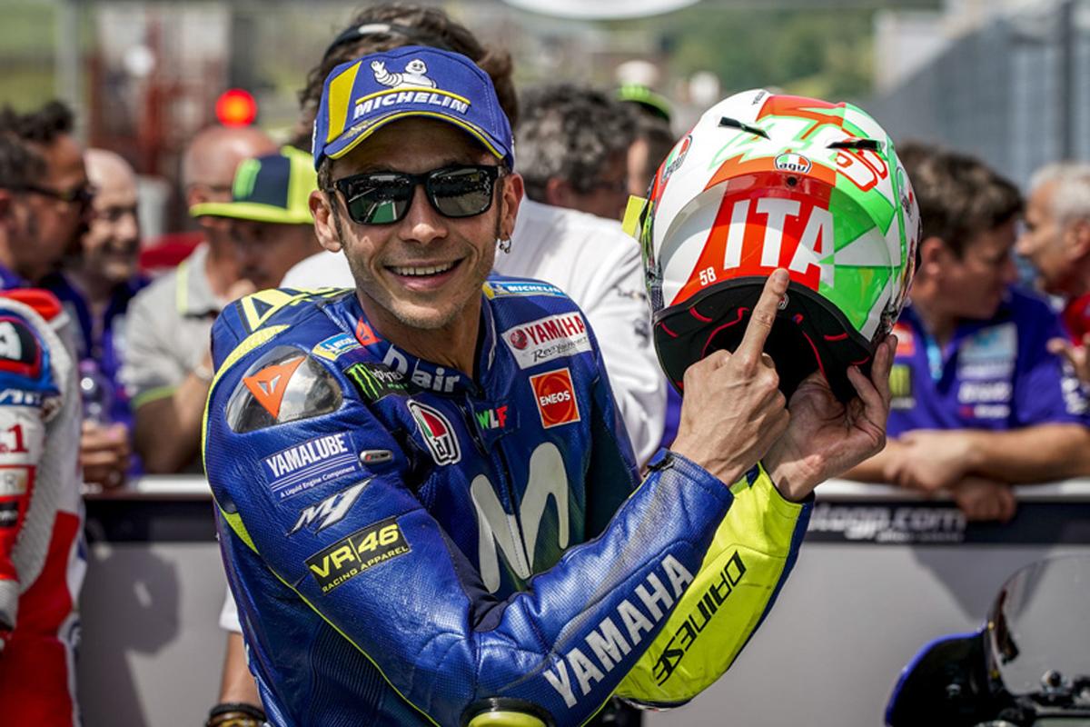 バレンティーノ・ロッシ MotoGP イタリアグランプリ