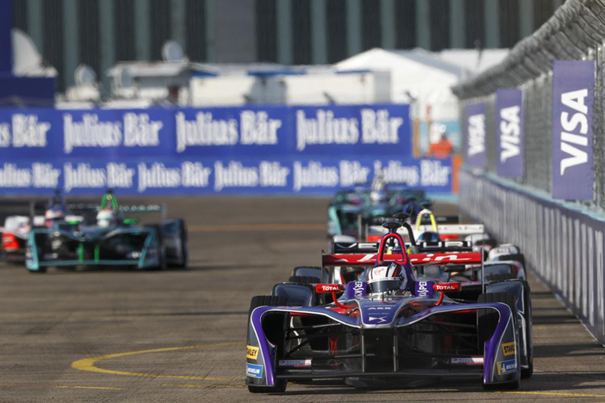 フォーミュラE マーク・ウェバー F1