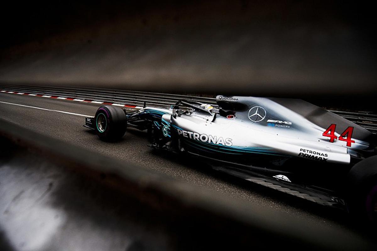 F1 メルセデスAMG F1 カナダグランプリ