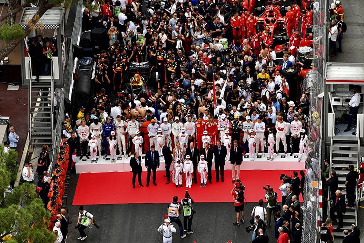 F1 グリッド 国際自動車連盟 カナダグランプリ