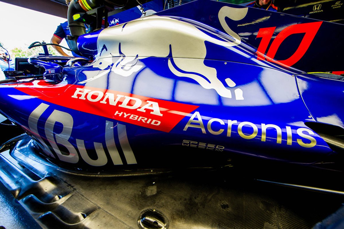 F1 ホンダF1 ピエール・ガスリー トロロッソ カナダグランプリ