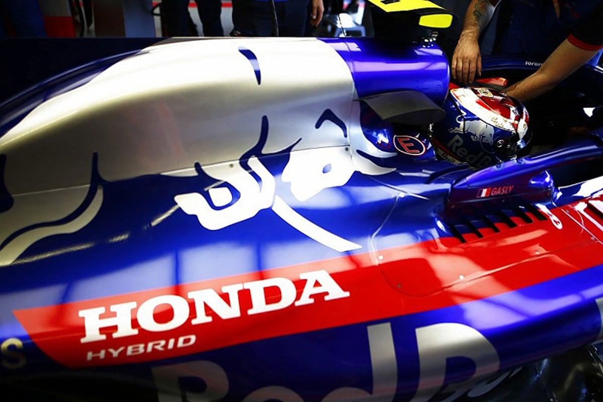 F1 ピエール・ガスリー トロロッソ ホンダF1 カナダGP