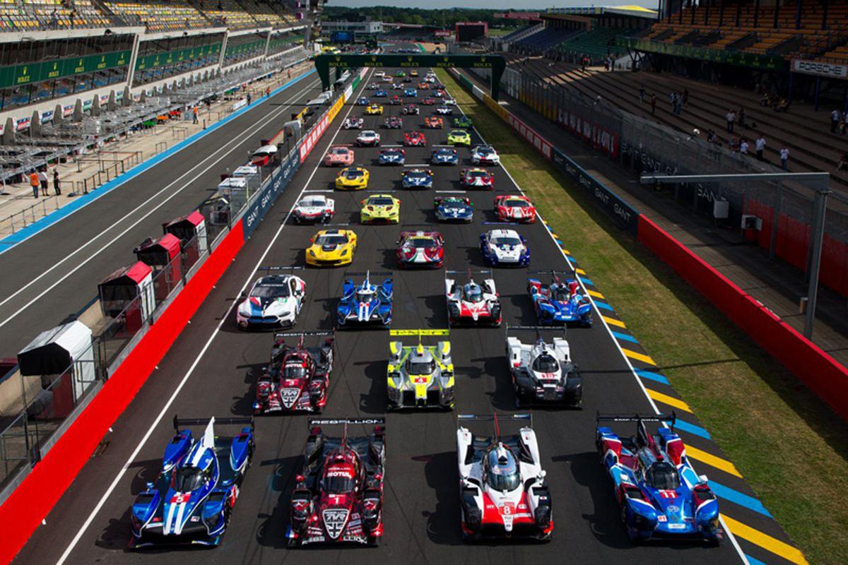 ル・マン24時間レース FIA 世界耐久選手権