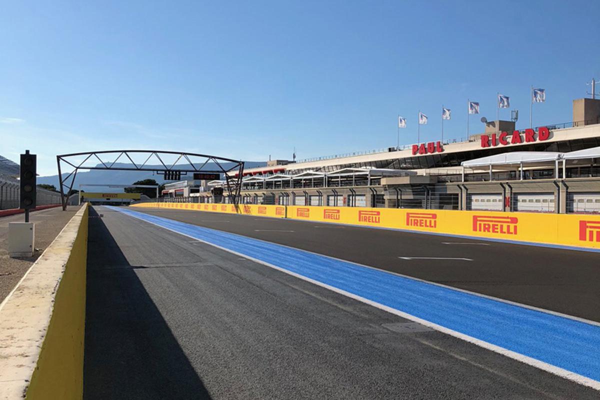 F1 フランスGP フランスグランプリ ポール・リカール・サーキット