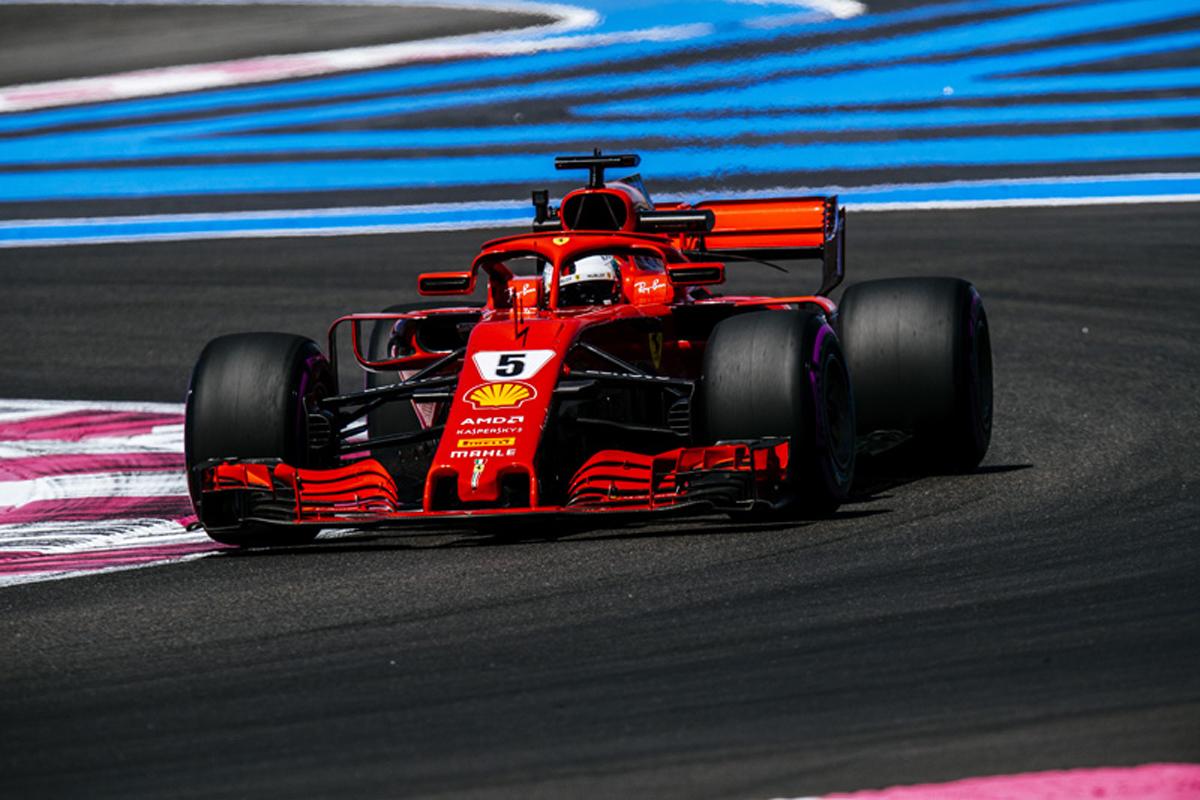 F1 フェラーリ フランスグランプリ 2018年のF1世界選手権