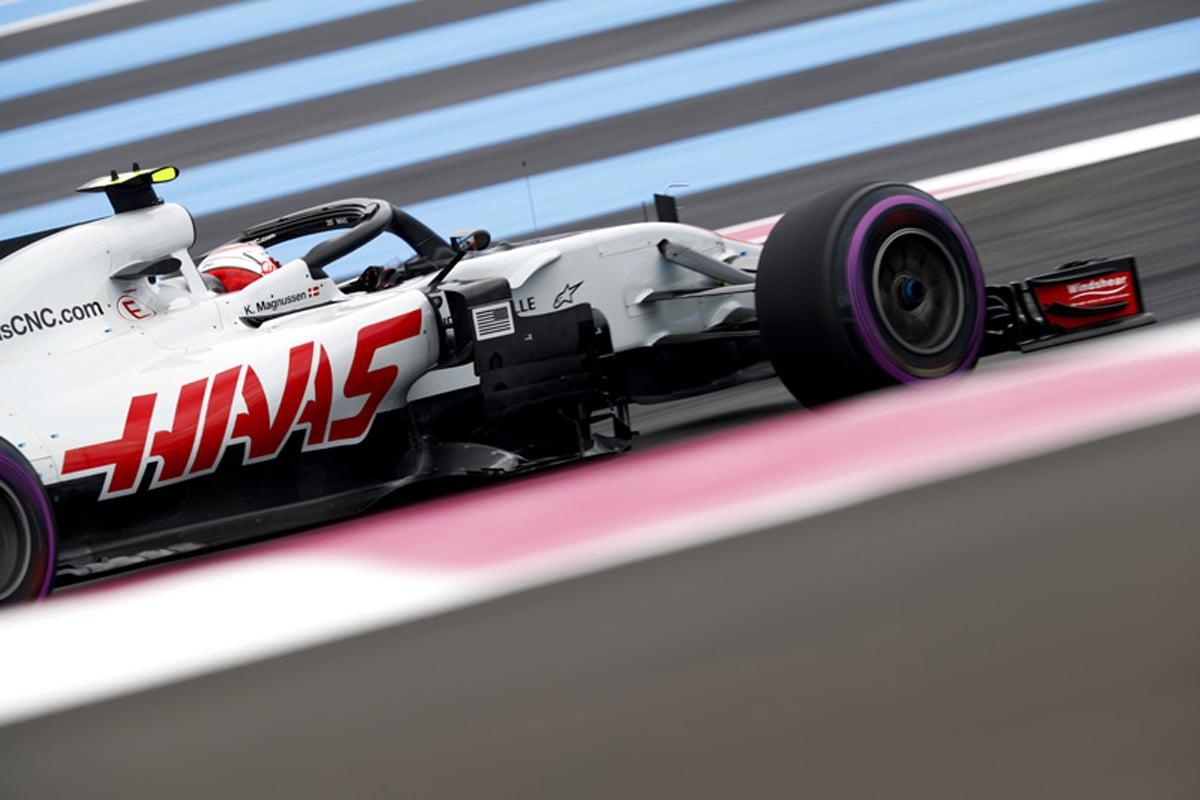 F1 ハースF1チーム フランスグランプリ 2018年のF1世界選手権