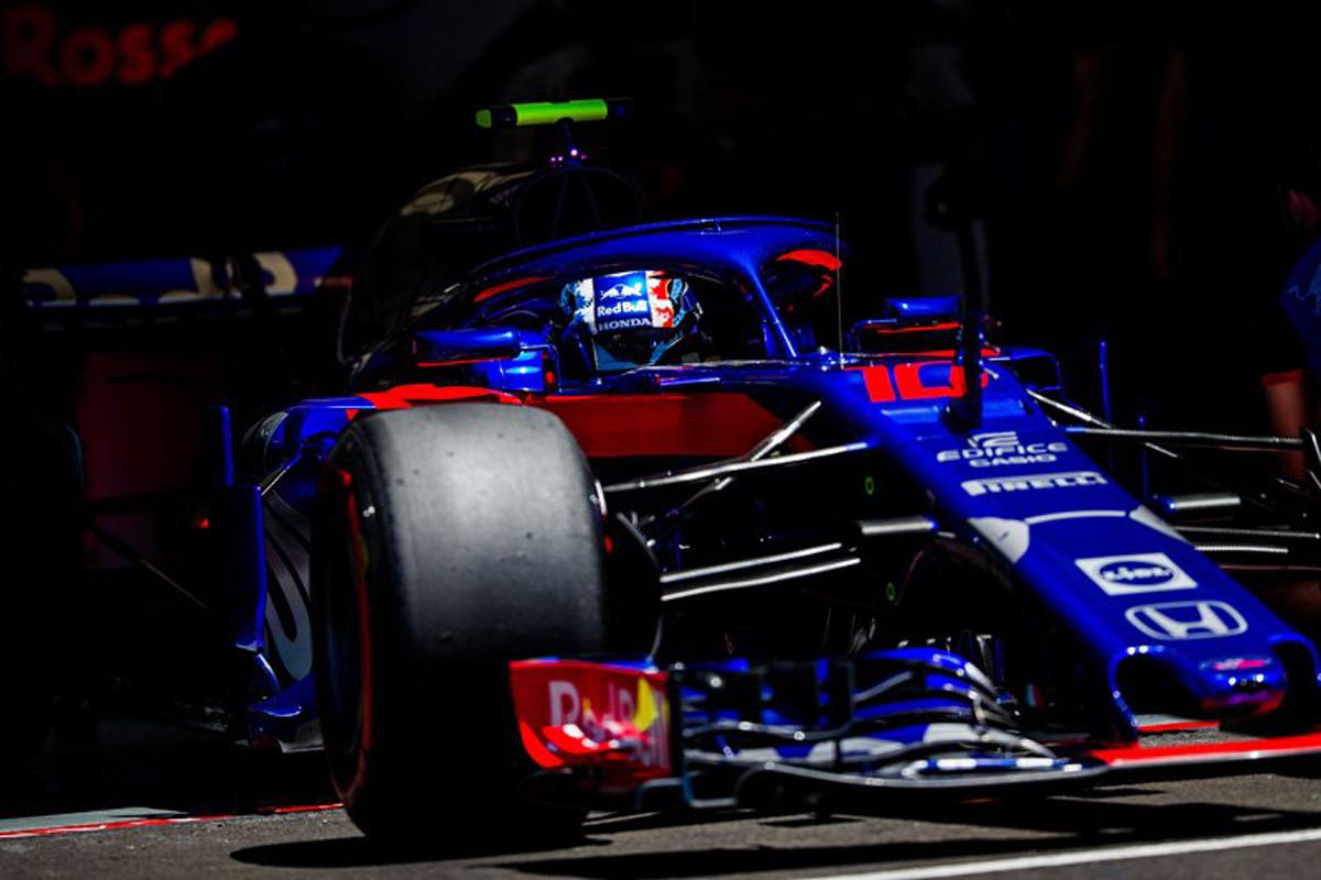 F1 ホンダF1 トロロッソ・ホンダ フランスGP